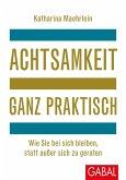 Achtsamkeit ganz praktisch (eBook, PDF)