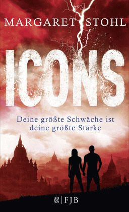 Buch-Reihe Icons