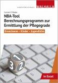 NBA-Tool Berechnungsprogramm zur Ermittlung der Pflegegrade, 1 CD-ROM