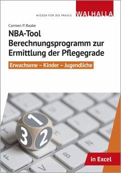 NBA-Tool Berechnungsprogramm zur Ermittlung der Pflegegrade, CD-ROM