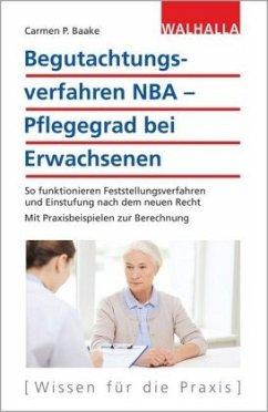 Begutachtungsverfahren NBA - Pflegegrad bei Erw...