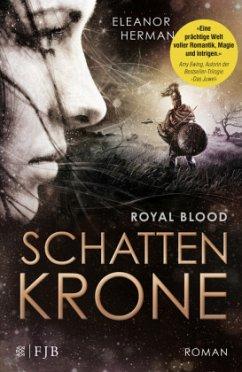 Schattenkrone / Royal Blood Bd.1 - Herman, Eleanor