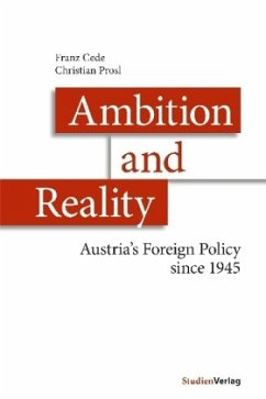 Ambition and Reality - Cede, Franz; Prosl, Christian