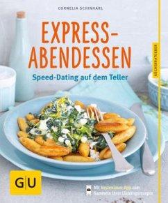 Express-Abendessen (Mängelexemplar) - Schinharl, Cornelia
