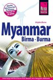 Reise Know-How Myanmar, Birma, Burma (Mängelexemplar)