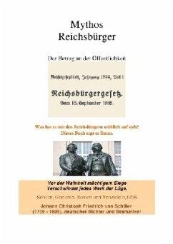 Mythos Reichsbürger - Frühwald, Peter