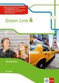 Green Line 4. Workbook mit Audio CD. Neue Ausgabe