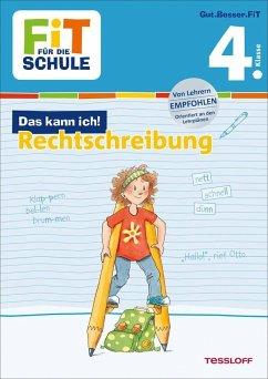 Rechtschreibung 4. Klasse - Helmchen, Sabine
