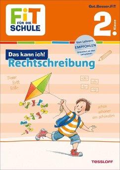Rechtschreibung 2. Klasse - Reichert, Sonja