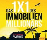 Das 1x1 des Immobilien Millionärs, Audio-CD