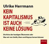 Kein Kapitalismus ist auch keine Lösung, Audio-CD
