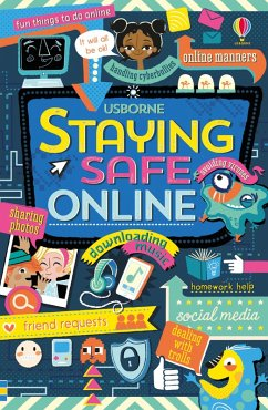 Staying Safe Online (eBook, ePUB) - Stowell, Louie