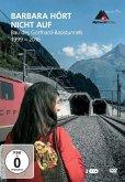 Barbara hört nicht auf - Bau des Gotthard-Basistunnels, 1999-2016 (3 Discs)