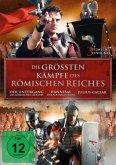 Die größten Kämpfe des Römischen Reiches DVD-Box