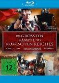 Die größten Kämpfe des Römischen Reiches BLU-RAY Box