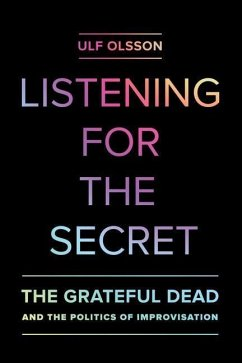 Listening for the Secret - Olsson, Ulf