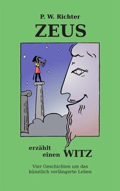 Zeus erzählt einen Witz
