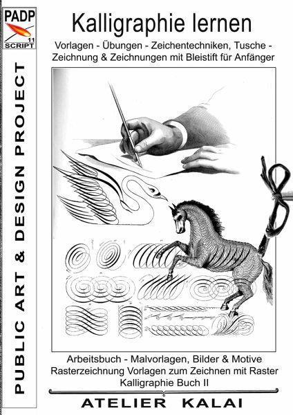 padp script 11 kalligraphie lernen vorlagen bungen zeichentechniken buch. Black Bedroom Furniture Sets. Home Design Ideas