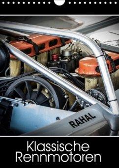 9783665558963 - Mulder / Corsa Media, Michiel: Klassische Rennmotoren (Wandkalender 2017 DIN A4 hoch) - Book