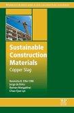 Sustainable Construction Materials (eBook, ePUB)