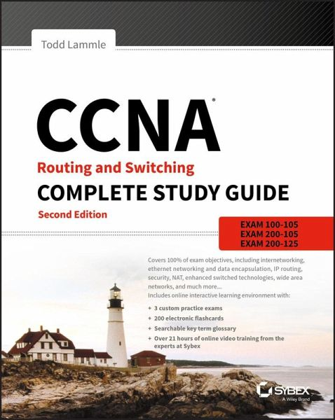 CCNA Routing and Switching Complete Study Guide (eBook, PDF)
