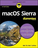 macOS Sierra For Dummies (eBook, PDF)
