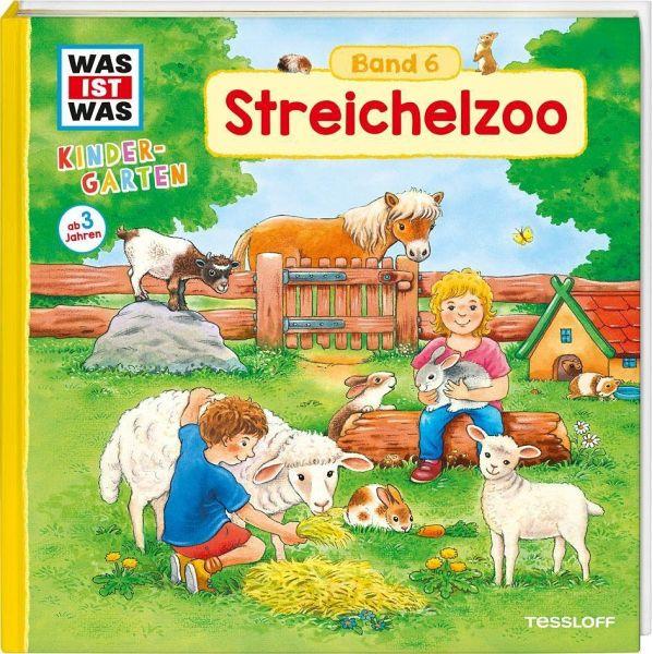 Buch-Reihe Was ist was Kindergarten