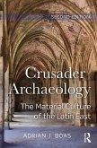 Crusader Archaeology (eBook, ePUB)