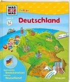 Deutschland / Was ist was junior Bd.31