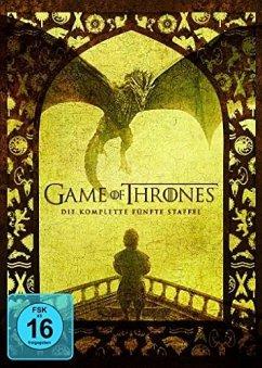 Game of Thrones - Staffel 5 DVD-Box - Peter Dinklage,Lena Headey,Emilia Clarke