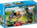 PLAYMOBIL® 9231 T-Rex Angriff
