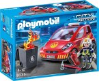 PLAYMOBIL® 9235 Feuerwehr-Einsatzfahrzeug