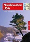 Vista Point Reisen Tag für Tag Reiseführer Nordwesten USA (Mängelexemplar)