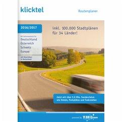 KlickTel Routenplaner 2016/2017 (Download für W...