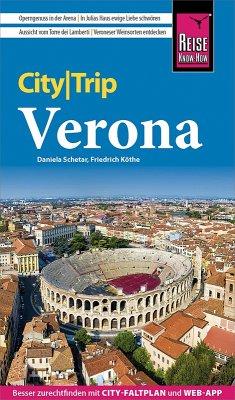 Reise Know-How CityTrip Verona (eBook, PDF) - Köthe, Friedrich; Schetar, Daniela