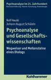 Psychoanalyse und Gesellschaftswissenschaften (eBook, ePUB)