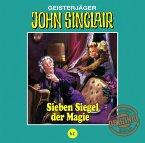 Sieben Siegel der Magie. Teil 1 von 3 / John Sinclair Tonstudio Braun Bd.61 (Audio-CD)