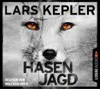 Hasenjagd / Kommissar Linna Bd.6 (6 Audio-CDs)