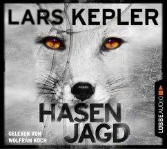 Hasenjagd / Kommissar Linna Bd.6 (6 Audio-CDs) - Kepler, Lars