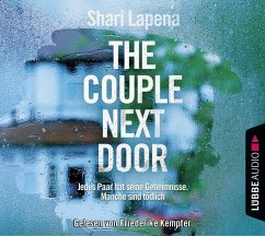 The Couple Next Door, 6 Audio-CDs - Lapena, Shari