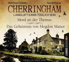 Cherringham - Folge 1 & 2, 6 Audio-CDs - Costello, Matthew; Richards, Neil