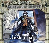 Der Unsichtbare / Gruselkabinett Bd.120&121 (2 Audio-CDs)