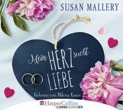 Mein Herz sucht Liebe, 4 Audio-CDs - Mallery, Susan