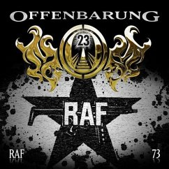 RAF / Offenbarung 23 Bd.73 (Audio-CD) - Fibonacci, Catherine