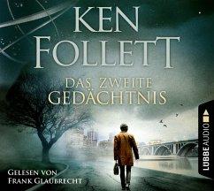 Das zweite Gedächtnis, 5 Audio-CDs - Follett, Ken
