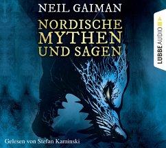 Nordische Mythen und Sagen, 6 Audio-CDs - Gaiman, Neil
