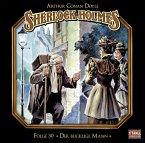 Sherlock Holmes - Der bucklige Mann, Audio-CD