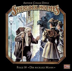 Sherlock Holmes - Der bucklige Mann, Audio-CD - Doyle, Arthur Conan