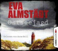 Ostseejagd / Pia Korittki Bd.12 (4 Audio-CDs) - Almstädt, Eva