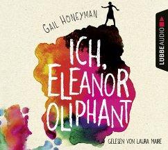 Ich, Eleanor Oliphant, 6 Audio-CDs - Honeyman, Gail